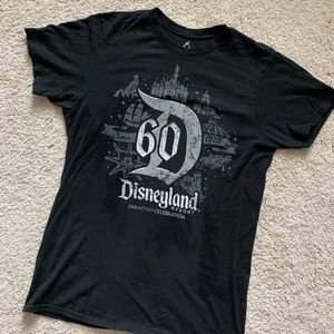 Disneyland 60th Anniversary Mens T-Shirt Size S